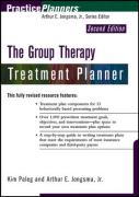 The Group Therapy Treatment Planner