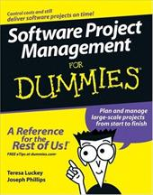 Software Project Management for Dummies - Luckey, Teresa / Phillips, Joseph