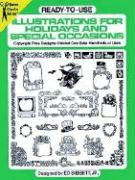 Ready-To-Use Illustrations for Holidays and Special Occasionready-To-Use Illustrations for Holidays and Special Occasions S