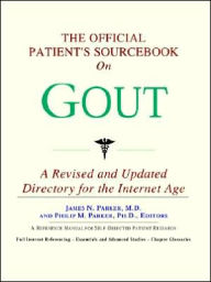 Official Patient's Sourcebook On Gout - Icon Health Publications