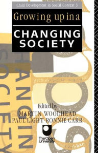 Growing Up in a Changing Society - Ronnie Carr
