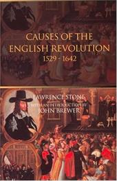 The Causes of the English Revolution, 1529-1642: Revised Edition - Stone, Lawrence / Brewer, John
