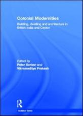 Colonial Modernities - Peter Scriver