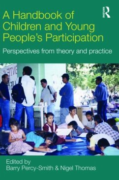 A Handbook of Children's Participation: Perspectives from Theory and Practice - Herausgeber: Percy-Smith, Barry Thomas, Nigel