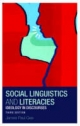 Social Linguistics and Literacies - James Paul Gee