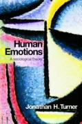 Human Emotions: A Sociological Theory
