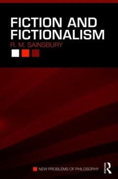 Fiction and Fictionalism - Sainsbury, Richard M.