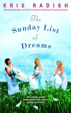 The Sunday List of Dreams - Radish, Kris