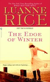 The Edge of Winter - Rice, Luanne