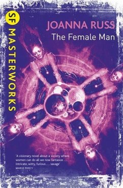 The Female Man - Russ, Joanna