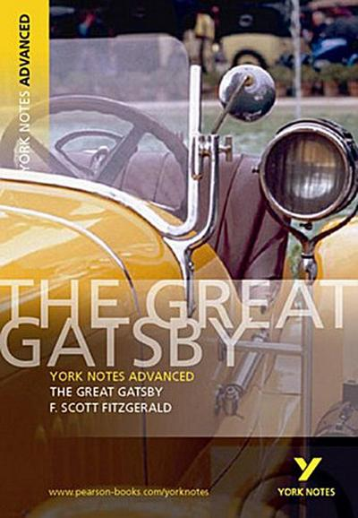 The Great Gatsby. Interpretationshilfe - F. Scott Fitzgerald