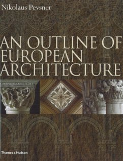 An Outline of European Architecture - Pevsner, Nikolaus Forsyth, Michael