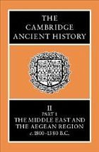 The Cambridge Ancient History - Edwards, I. E. S. / Gadd, C. J. / Hammond, N. G. L. / Sollberger, E. (eds.)