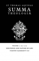 Summa Theologiae: Volume 2, Existence and Nature of God - Saint Thomas Aquinas; Timothy McDermott