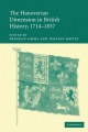 Hanoverian Dimension in British History, 1714-1837 - Brendan Simms; Torsten Riotte
