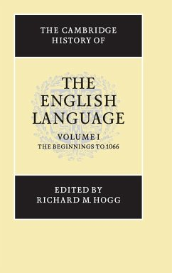 Camb History English Language Vol 1 - Hogg, M. (ed.)