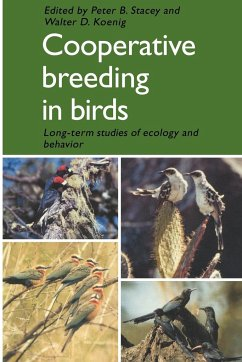 Cooperative Breeding in Birds: Long Term Studies of Ecology and Behaviour - Stacey, P. B. / Koenig, D. (eds.)