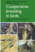 Cooperative Breeding in Birds: Long Term Studies of Ecology and Behaviour