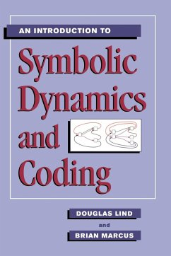 An Introduction to Symbolic Dynamics and Coding - Lind, Douglas Douglas, Lind Brian, Marcus