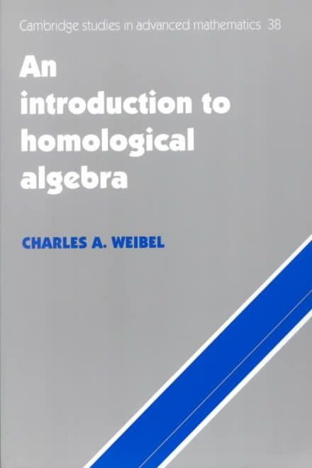 An Introduction to Homological Algebra