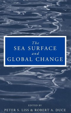 The Sea Surface and Global Change - Liss, S. / Duce, A. (eds.)