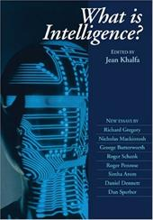 What Is Intelligence? - Khalfa, Jean Ed. / Khalfa, Jean