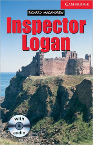 Inspector Logan Level 1 Beginner/Elementary Book with Audio CD Pack - Philip Prowse