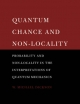 Quantum Chance and Non-locality - W. Michael Dickson