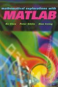 Mathematical Explorations with MATLAB