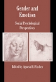 Gender and Emotion - Agneta H. Fischer