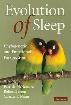 Evolution of Sleep: Phylogenetic and Functional Perspectives - McNamara, Patrick / Barton, Robert / Nunn, Charles (ed.)