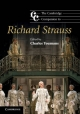 Cambridge Companion to Richard Strauss - Charles Youmans