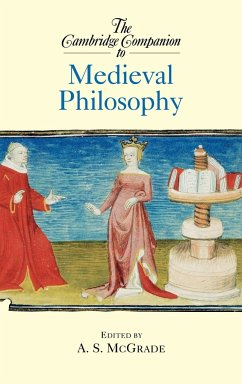 The Cambridge Companion to Medieval Philosophy - McGrade, A. S. (ed.)