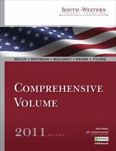 South-Western Federal Taxation 2011: Comprehensive (with H&r Block @ Home Tax Preparation Software CD-ROM, RIA Checkpoint & Cpaexc - Willis, Eugene / Hoffman, William H. / Maloney, David M.