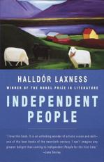 Independent People - Halldor Laxness