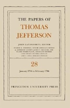 The Papers of Thomas Jefferson - Jefferson, Thomas