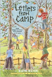 Letters from Camp (Turtleback School & Library Binding Edition) - Kate Klise, M. Sarah Klise (Illustrator)
