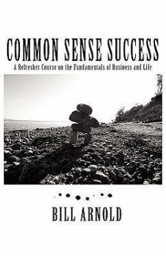 Common Sense Success - Arnold, Bill