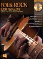 Folk Rock: Guitar Play-Along Volume 13
