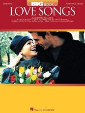 The Big Book of Love Songs - Hal Leonard Publishing Corporation (EDT)
