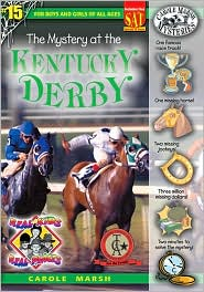 Mystery of the Kentucky Derby (Real Kids Real Places Series, Volume 15) - Carole Marsh