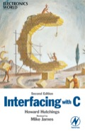 Interfacing with C - Hutchings, Howard; James, Mike