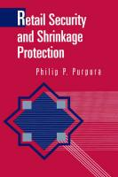 Retail Security and Shrinkage Protection