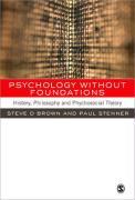 Psychology without Foundations