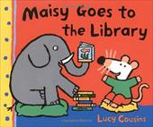 Maisy Goes to the Library - Cousins, Lucy