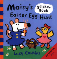Maisy's Easter Egg Hunt Sticker Book - Lucy Cousins