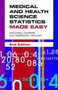 Medical and Health Science Statistics Made Easy