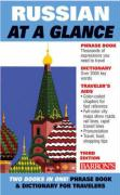Russian at a Glance: Phrase Book & Dictionary for Travelers
