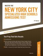 Arco Master the New York City Specialized High Schools Admissions Test
