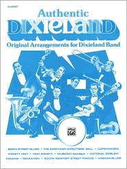 Authentic Dixieland: Clarinet - Alfred Publishing Staff